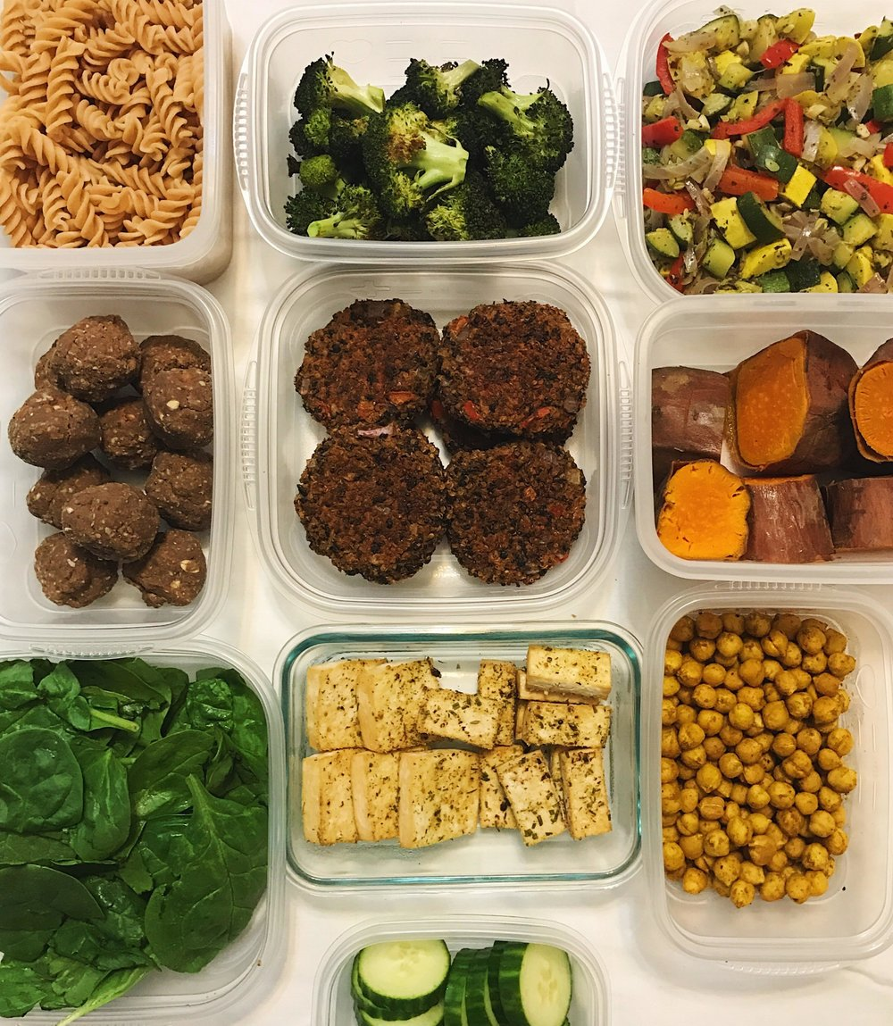 INS AND OUTS OF MEAL PREPPING - Cornucopia Natural Foods